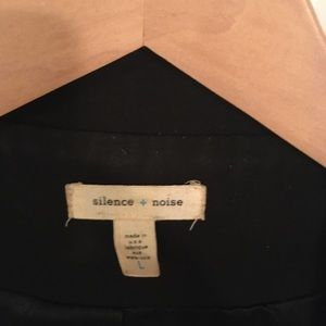silence + noise Jackets & Coats - Urban Outfitters Roll Sleeve Blazer